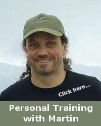 Personal Trainer Personal Training in South Dublin Ireland with Martin Fitness Exercise Toning Weight Loss Nutrition Diet Advice Coaching